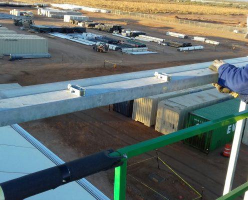 Holland Scherming project Monsanto, Arizona, USA