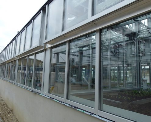 Holland Scherming project Agroscope