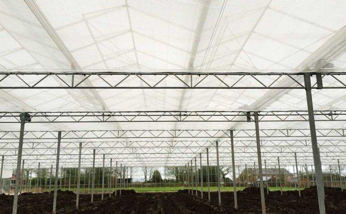 Lovania Preston thermal greenhouse screen system