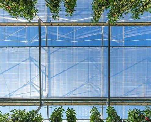 Energiebesparende schermen van Holland Scherming