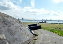 Fort 1881 in Hoek van Holland