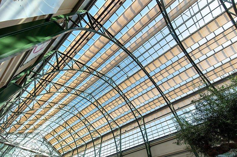 Holland Scherming Energieschirmanlagen fur Gartencenter