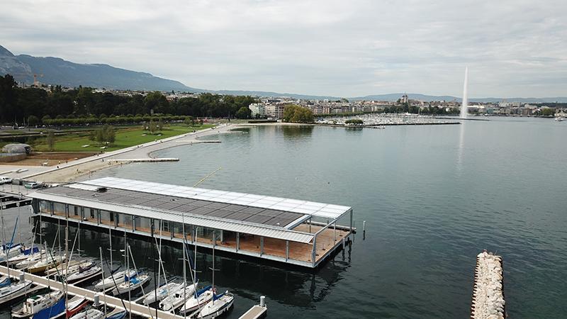 Môle de Genève